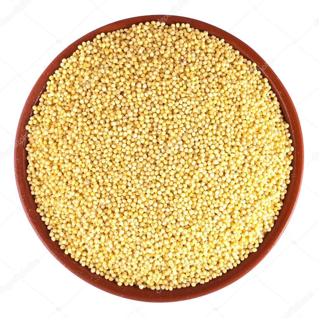 просо зерно