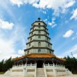Ancient chinese traditional buildings — Stock Photo #65861279