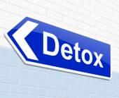 Detox concept. — Stock Photo