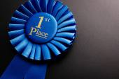 Prize for first place — Stock Photo