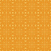 Seamless antique pattern — Stockvector