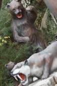 Extinct Cave Bear - Ursus spelaeus — Stock Photo