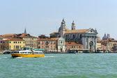 Fondamenta delle Zattere in Venice, Italy — Stock Photo