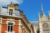 Downtown Amiens in France — Stock Photo