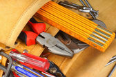 Hand tool set — Stock Photo