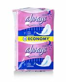 Pack of 14 Allways Ultra Sanitary Pads