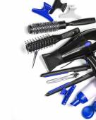 Hairdressing tools — Stock Photo