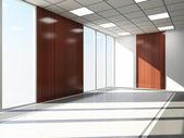 Moderno ufficio vuoto — Foto Stock
