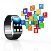 Advanced Technology Concept. — Stock Photo