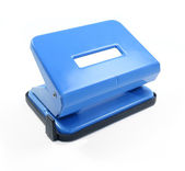 Blue puncher close up — Stock Photo