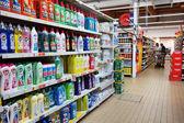 清洁产品 — 图库照片