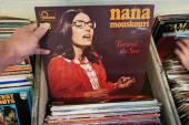 Nana mouskouri — Zdjęcie stockowe