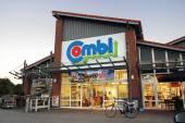 Combi supermarket — Fotografia Stock