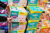 Pampers Diapers — Stock Photo