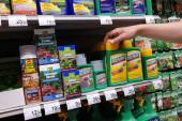 Pesticides — Stock Photo