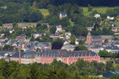 Stavelot Abbey — Stock Photo