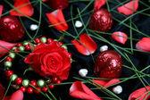 Valentines gift — Stock Photo