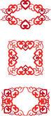 Сердечная структура — Cтоковый вектор