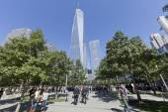 September 11 Memorial - New York City, USA — Stock Photo
