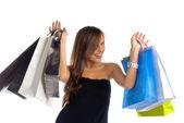 Shopping spree — Stock Photo