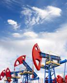 Oil  industry — Stock Photo