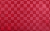 Red embossed paper — Stock Photo