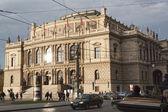 Prague Rudolfinum — Stock Photo