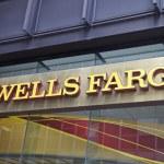 Wells Fargo Bank — Stock Photo #63522077