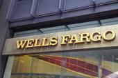 Wells Fargo Bank — Stock Photo
