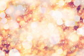 Festive elegant abstract background with bokeh lights and stars Texture — Fotografia Stock