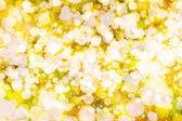 Fiesta elegante Resumen antecedentes con las estrellas textura y luces bokeh — Foto de Stock