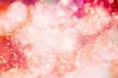 Slavnostní elegantní abstraktní pozadí bokeh světly a hvězdy textury — Stock fotografie