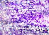 Streszczenie tło z bokeh niewyraźne światła i gwiazdy — Zdjęcie stockowe