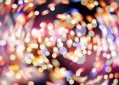 ボケ味とエレガントな抽象的な背景デフォーカス ライト — ストック写真
