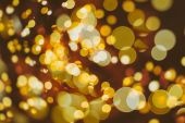 Элегантный абстрактный фон с боке расфокусированным огни — Стоковое фото