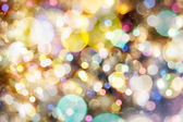 Abstract texture, light bokeh background — Stock Photo