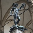 Statue of Perseus in Florence — Stock Photo #54068145