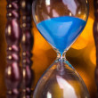 Hourglass clock — Stock Photo #59692627