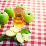 Fresh green apples — Stock Photo #61005679