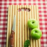Fresh green apples — Stock Photo #61005731