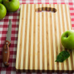 Fresh green apples — Stock Photo #61005757