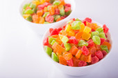 Candied jelly — Stock Photo
