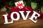 Love background — Stockfoto