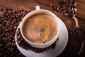 Americano coffee — Stock Photo
