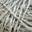 An extreme close up of a ball of string texture — Stock Photo #54756009