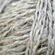 An extreme close up of a ball of string texture — Stock Photo #55899835