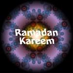 Ramadan Kareem beautiful greeting card — Stock Photo #77333168