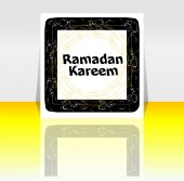 Ramadan Kareem (Happy Ramadan für dich) — Stockfoto