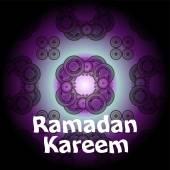 Ramadan Kareem (joyeux Ramadan pour vous) — Fotografia Stock