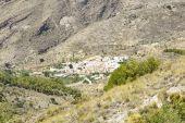 La alpujarra almeria — Stockfoto